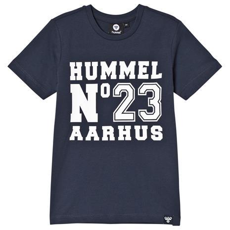 Asher T-Shirt Blue Nights110 cm (4-5 v)