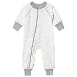 Bambu Pyjama Grey Star74/80 cm