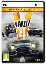 V-Rally 4 Ultimate Edition, PC -peli