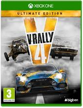 V-Rally 4 Ultimate Edition, Xbox One -peli