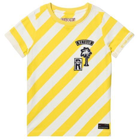 Andy T-Shirt Bright Yellow10 v