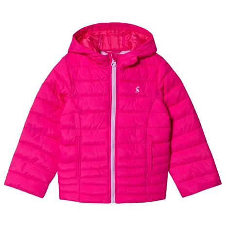 Kinnaird Jacket True Pink11-12 years