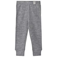 Wool pants Pearl Grey melange122 cm