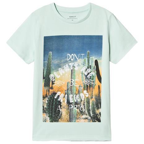 Jake T-paita Mintunvihreä134/140 cm