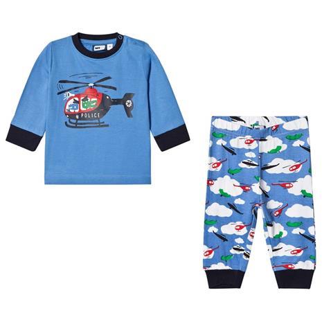Pyjama Sininen68 cm