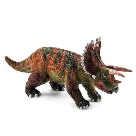 """Suuri Pehmeä Triceratops ä""""änitehosteilla"""