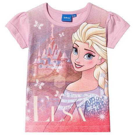 Frozen T-paita Vaaleanpunainen92 cm