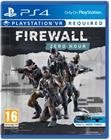 Firewall Zero Hour, PS4 VR -peli