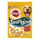 Pedigree Koiran makupala 140 g Tasty bites Cheesy Bites