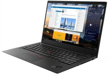 """Lenovo X1 20KG004HMX (Core i5-8350U, 8 GB, 256 GB SSD, 14"""", Win 10 Pro), kannettava tietokone"""
