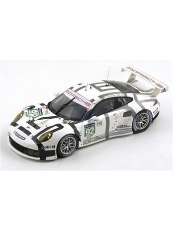 Spark Porsche 911 RSR, kauko-ohjattava auto