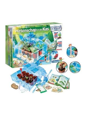 Clementoni Science & Game - My Greenhouse, oppimispeli
