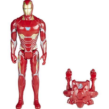 Marvel Titan Hero Series - Iron Man Combat Pack, hahmo