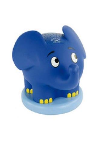 Ansmann sininen elefantti, yövalo