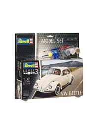 Revell Model Set - Volkswagen Beetle, pienoismalli