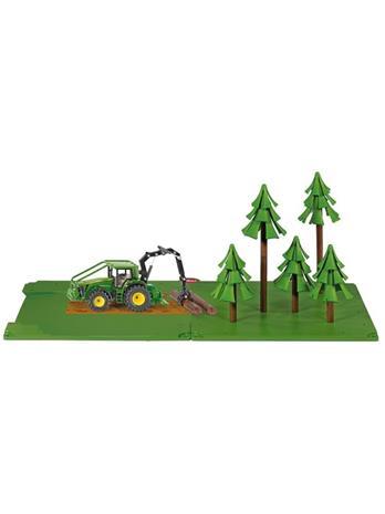 Siku Forestry Set, leikkisetti