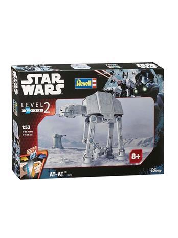 Revell Build & Play Star Wars - AT-AT, pienoismalli