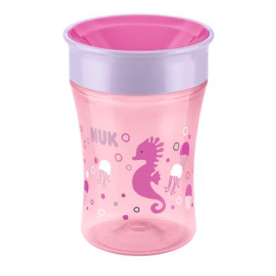 NUK Taikamuki Magic Cup, 250 ml, merihevonen