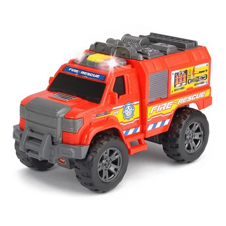 Dickie Action Series Fire Rescue, leluauto