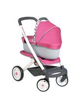 Smoby Baby Confort 3 in 1 Stroller, nukenvaunu
