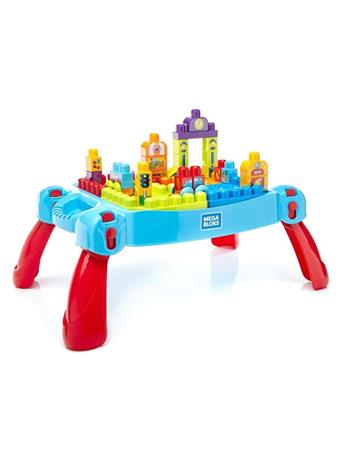 Mega Bloks Learn and Play Table