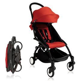 YOYO+ Red Stroller Package