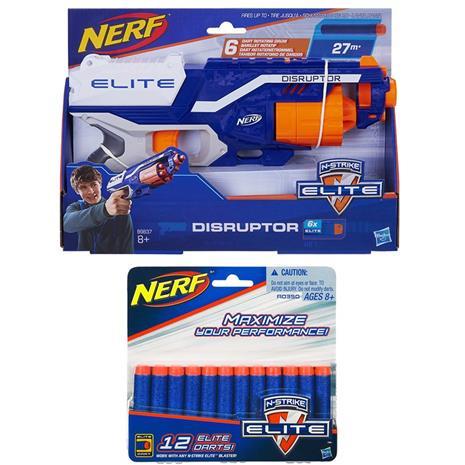 Nerf Elite N-Strike Disruptor Package, leluase