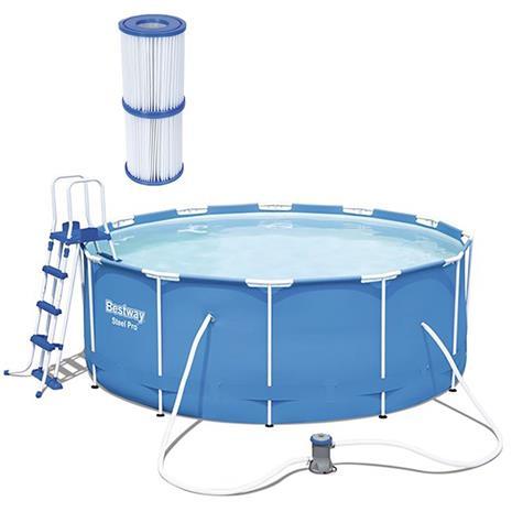 Steel Pro Frame Pool Package, uima-allas