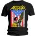 Anthrax: Dread Eagle T-paita musta koko L