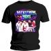 Backstreet Boys: Larger Than Life T-paita musta koko M