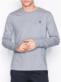 Polo Ralph Lauren Pima Soft Short Sleeve Knit Puserot Grey