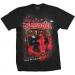 Deadpool: Deadpool Homage T-paita musta koko L