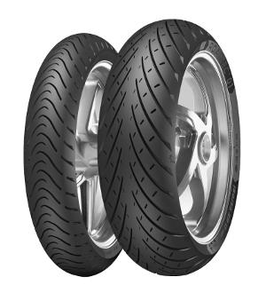 Metzeler Roadtec 01 ( 140/70-17 TL 66H takapyörä, M+S-merkintä, M/C ) Moottoripyörän renkaat