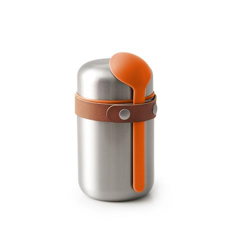 Black+Blum Ruokatermos 40 cl Ruostumaton Teräs Oranssi