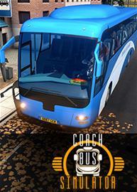 Coach Bus Simulator, PC -peli