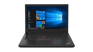 """Lenovo ThinkPad T480 20L50004GE (Core i7-8550U, 8 GB, 256 GB SSD, 14"""", Win 10 Pro), kannettava tietokone"""