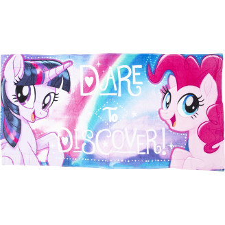 Froteepyyhe 70 x 140 cm my little pony