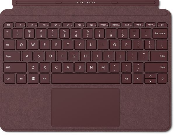 """Surface Go 10"""", suojakuori/suojus näppäimistöllä"""