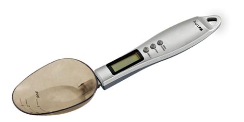 ZIPE Digital handvåg, grå SCL-004