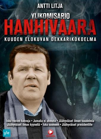 Ylikomisario Hanhivaara dekkarit (6 disc), elokuva