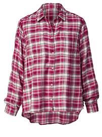 Ruudullinen paitapusero Janet & Joyce marja36550/80X
