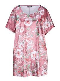 Pitkähelmainen paita MIAMODA roosa86501/00X