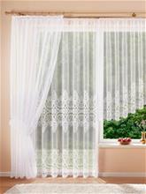 Verho 'Miracle' valkoinen97246/90X