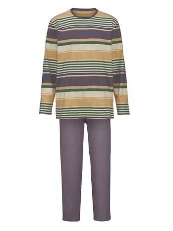 Pyjama Gregory harmaa/vihreä/ecru53151/30X