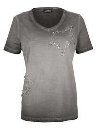Helmisomisteinen paita AMY VERMONT Harmaa62140/50X