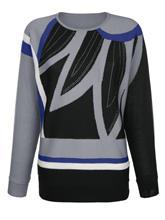 Strassisomisteinen neulepusero Dress In Monivärinen48458/00X, Naisten paidat, puserot, topit, neuleet ja jakut
