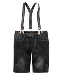 Farkkushortsit Men Plus black stone97226/10X, Miesten housut ja shortsit