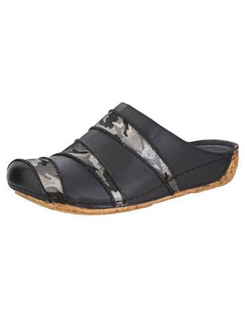 Pistokkaat Gemini musta71351/70X, Naisten kengät