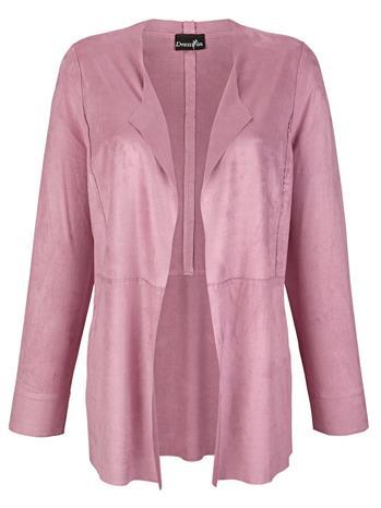 Edestä avoin takki Dress In vanharoosa77606/20X