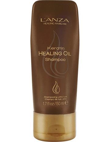 Lanza Keratin Healing Oil Shampoo (50ml)